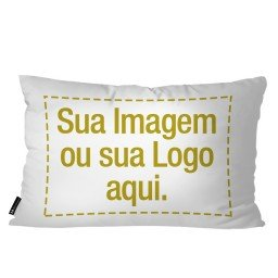 almofada personalizada 30x50cm