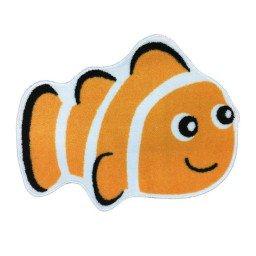 tapete peixe palhaco