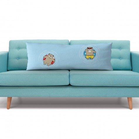 almofada gigante azul urso mdecore alg0015 2