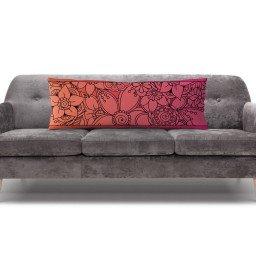 almofada gigante flores vermelho mdecore alg0043 2