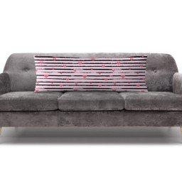 almofada gigante coracoes rosa mdecore alg0064 2