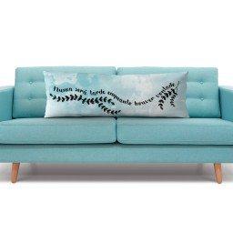 almofada gigante frase azul mdecore alg0076 2