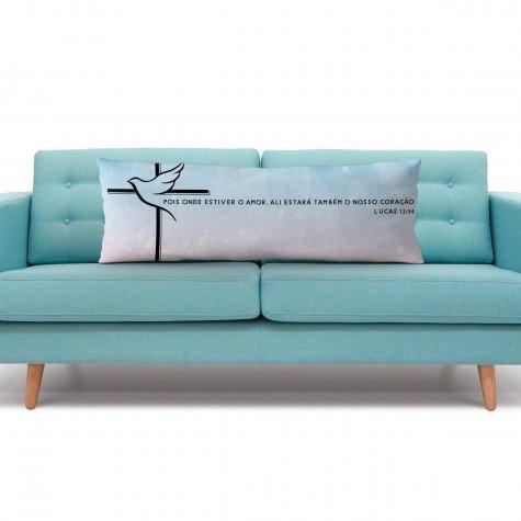 almofada gigante pomba azul mdecore alg0085 2