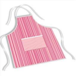 avental mdecore listrada  rosa ave0061