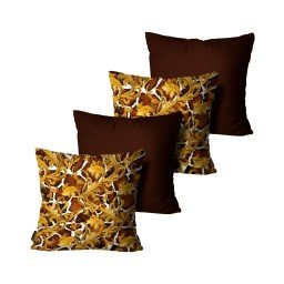kit almofadas animal print arabesco mdecore dec6158 kit 4