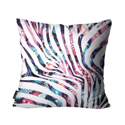 almofada pena zebra colorido mdecore dec6166 3