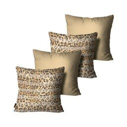 kit almofadas animal print geometrico mdecore dec6157 kit 4