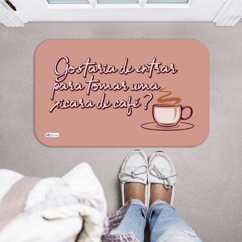 tapete decorativo rose frase cafe xicara mdecore tpr0025 2