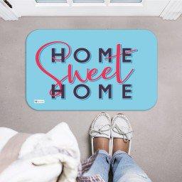 tapete decorativo azul home sweet home mdecore tpr0037 2