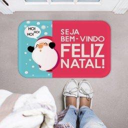 tapete decorativo natal papai noel vermelho verde mdecore tprn0003 2