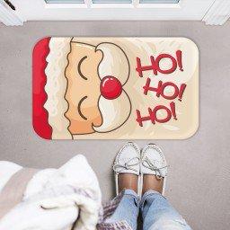 tapete decorativo natal papai noel vermelho bege mdecore tprn0006 2