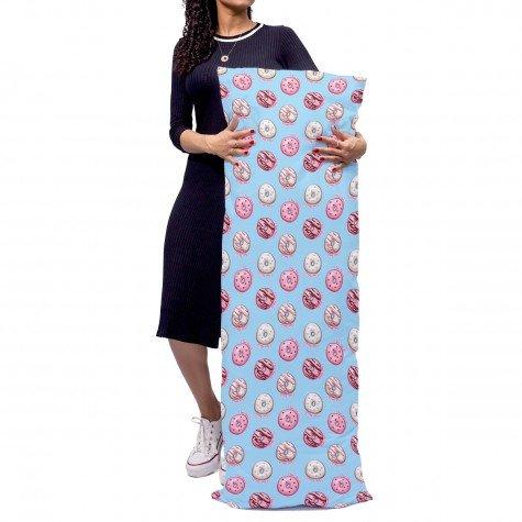 almofada gigante donuts azul mdecore alg0007 2