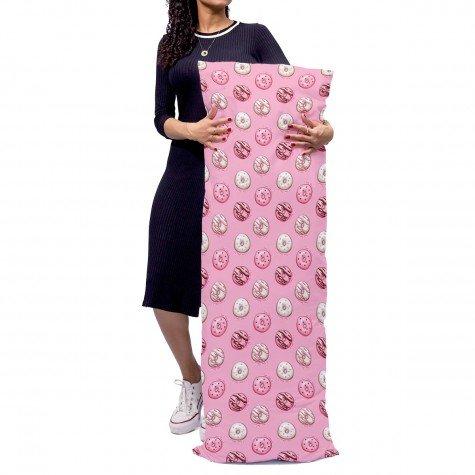 almofada gigante donuts rosa mdecore alg0008 2