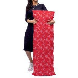 almofada gigante animais geometricos vermelho mdecore alg0029 2