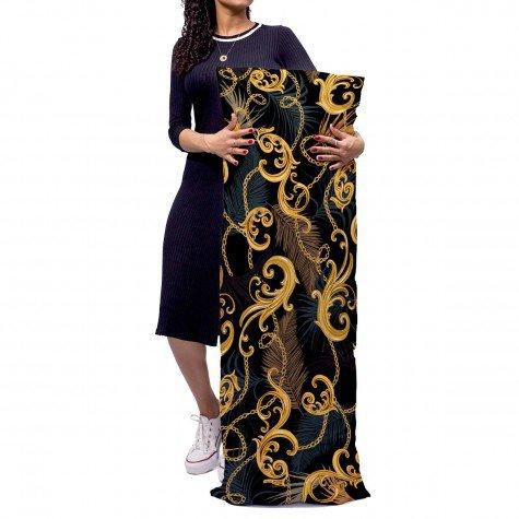almofada gigante arabescos preto mdecore alg0073 2
