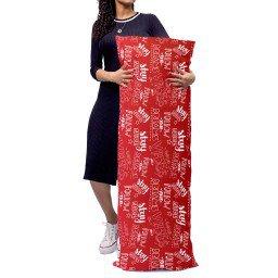 almofada gigante palavras vermelho mdecore alg0078 2