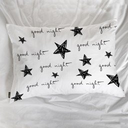 fronha avulsa estrela branco mdecore frn0053 3