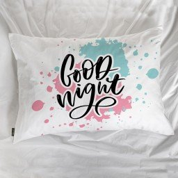 fronha avulsa good night branco mdecore frn0054 3