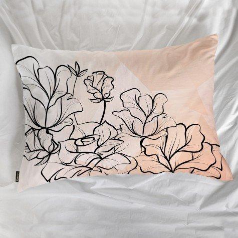 fronha avulsa flores rosa mdecore frn0006 3