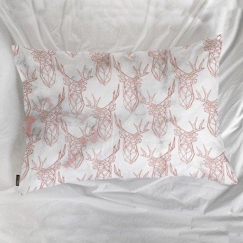 fronha avulsa veado rosa mdecore frn0070 3