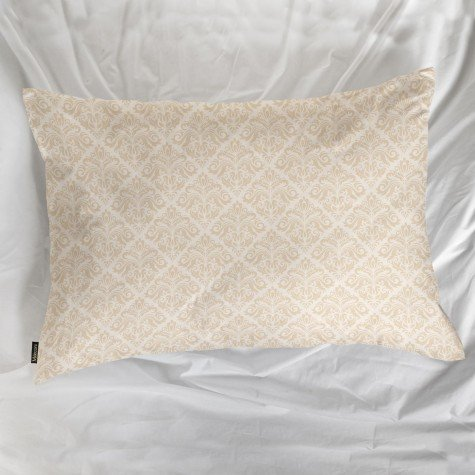 fronha avulsa arabesco ornamental bege mdecore frn0012 3