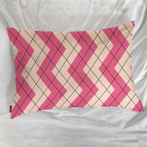 fronha avulsa geometrico rosa mdecore frn0027 3