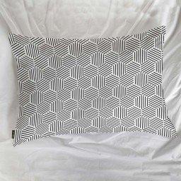 fronha avulsa geometrico branco preto mdecore frn0036 3