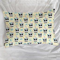 fronha avulsa panda amarelo mdecore frn0047 3