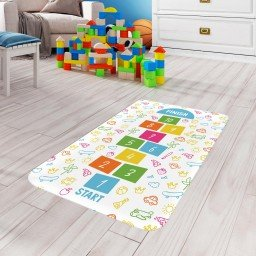 tapete de atividades infantil amarelinha branco tpinf0001 2