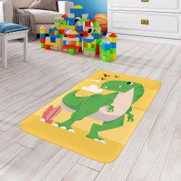 tapete de atividades infantil dinossauro amarelo tpinf0040 2