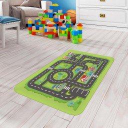 tapete de atividades infantil pista verde tpinf0055 2