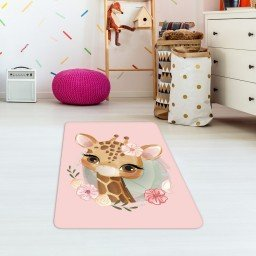 tapete de atividades infantil girafa rosa tpinf0060 2