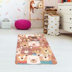 tapete de atividades infantil ursos marron tpinf0063 2