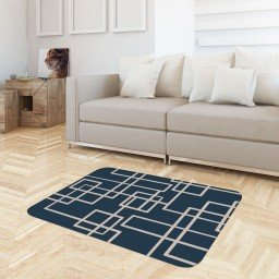 tapete sala geometrico azul marinho tpdec0016 3