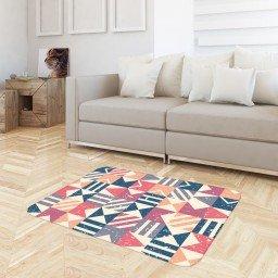 tapete azul geometrico bege tpdec0019 3