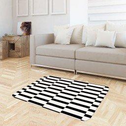 tapete sala listra preto branco tpdec0032 3