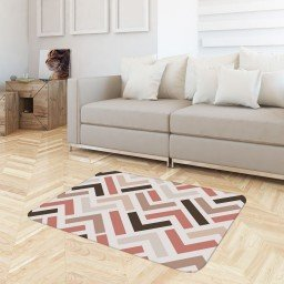 tapete sala geometrico abstrato bege tpdec0033 3