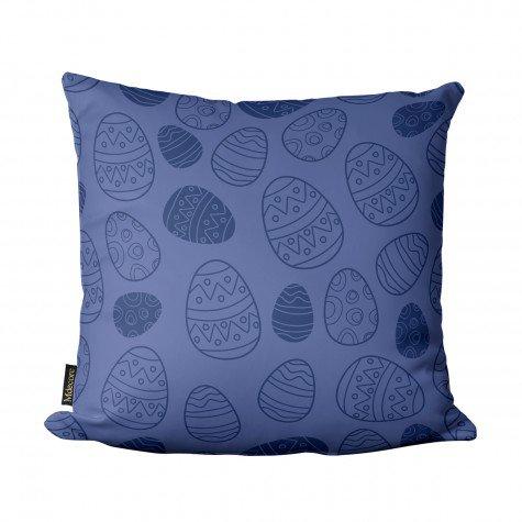 almofada de pascoa ovos azul marinho pas1001 2