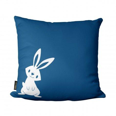 almofada de pascoa coelho azul pas1011 4