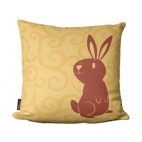 almofada de pascoa coelho amarelo pas1013 3
