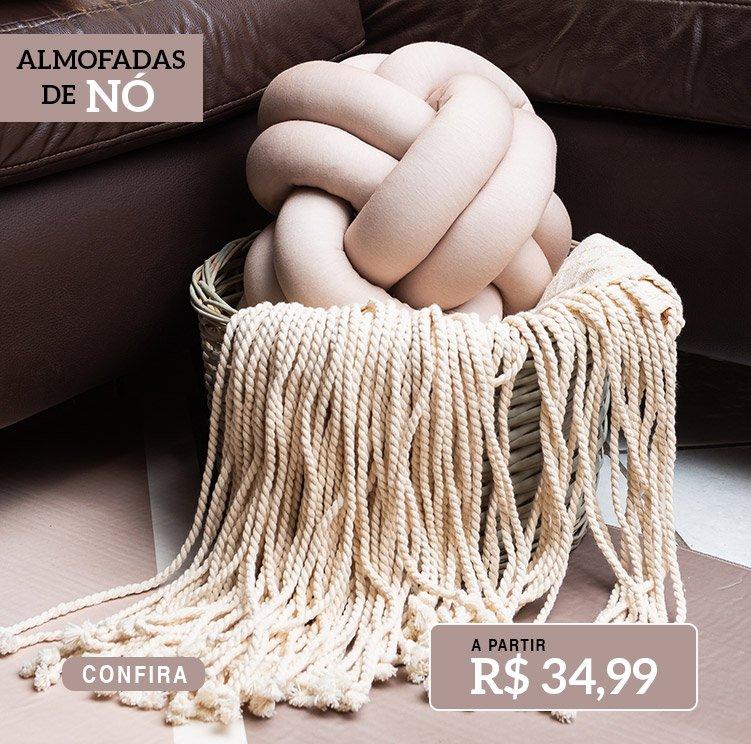 Banner Almofadas de Nó