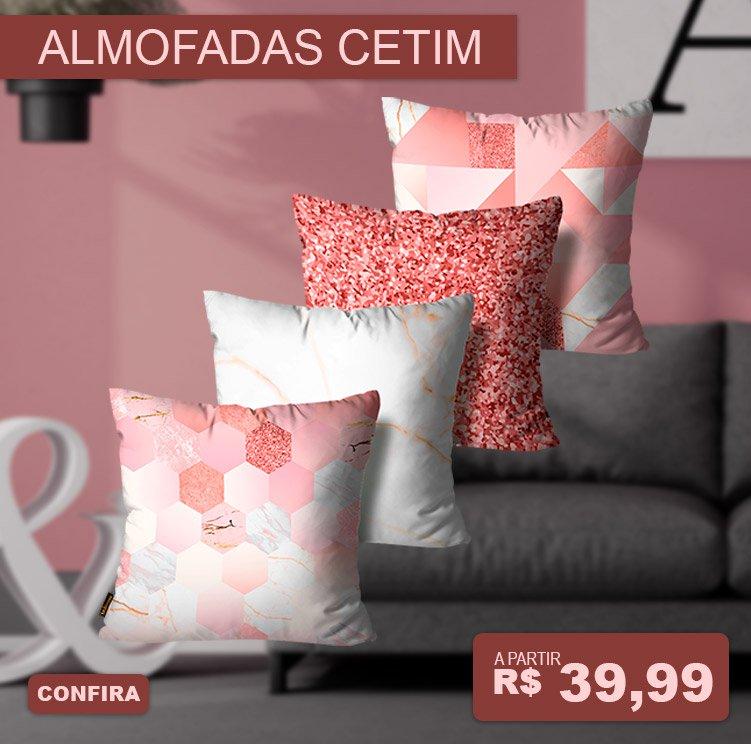 banner almofadas cetim