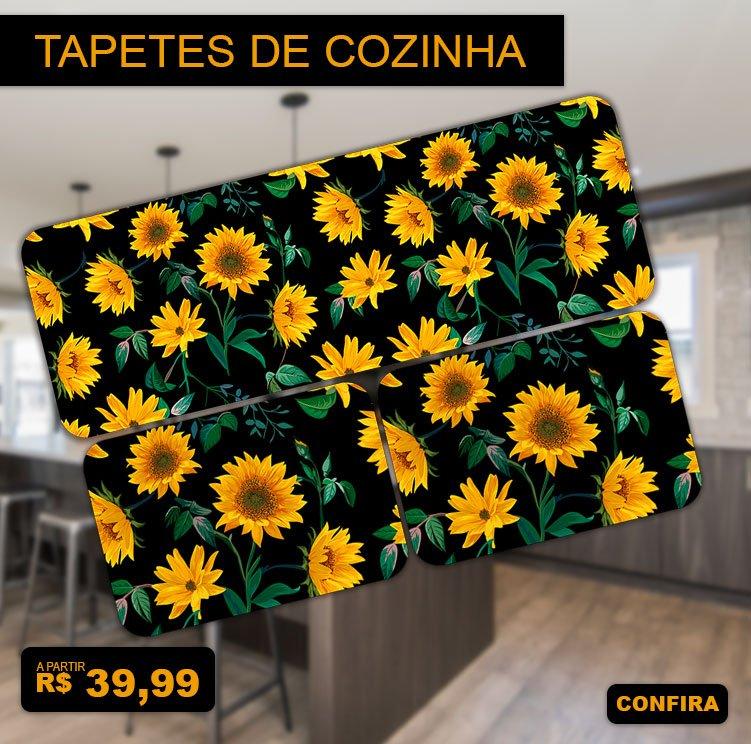 banner tapetes de cozinha