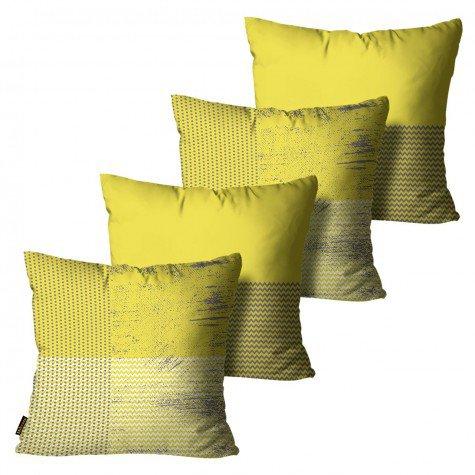 kit almofadas primavera verao abstratas illuminating 45 x 45 pv6552 kit easy resize com