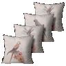 kit almofadas rusticas florais crua 45 x 45 lin0012 kit