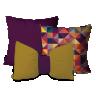 kit almofadas geometrica colorido 45 x 45 lao0016 kit
